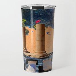 The Elemental Tourist - Water Travel Mug
