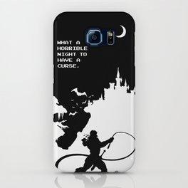 Castlevania iPhone Case
