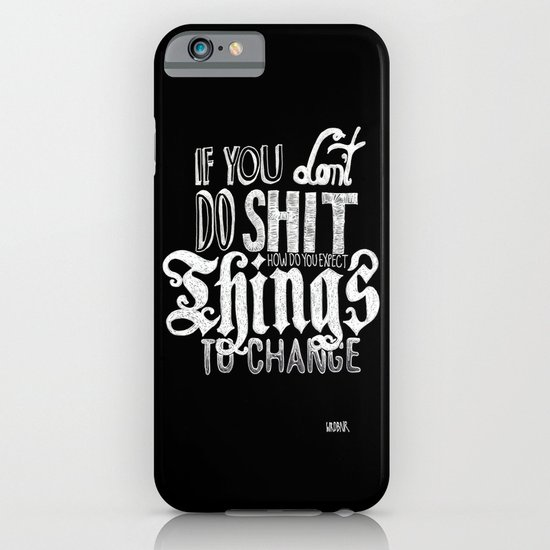Things to change iPhone & iPod Case