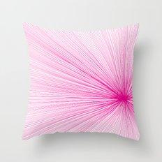Line 2 Throw Pillow