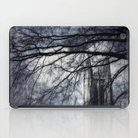 gotham iPad Cases featuring Gotham Duke by Spoken in Red