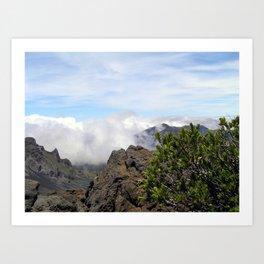 Maui Hawaii - Haleakala National Park Art Print