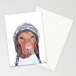 Vizsla Dog Stationery Cards