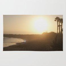 Golden Ocean Rug