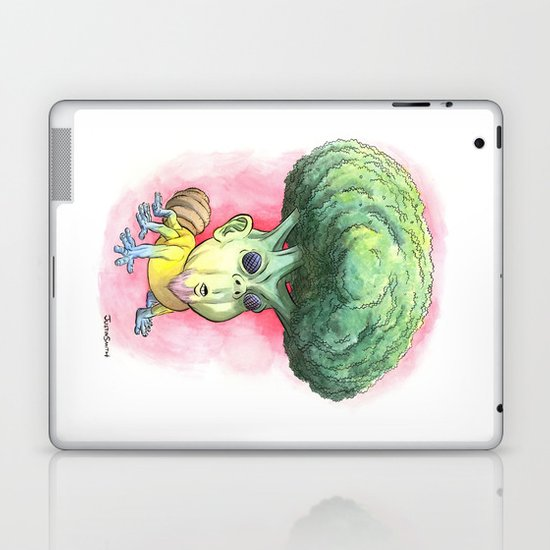 They Eat Their Own Hair Laptop & iPad Skin