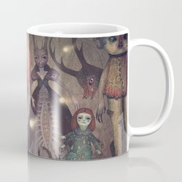 Welcoming the Omniscient Ones Coffee Mug
