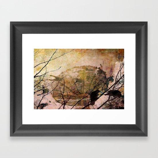 Dreams of Yesterday Framed Art Print