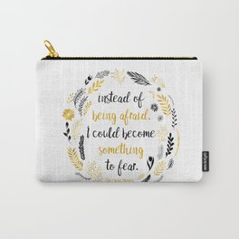 The Cruel Prince Quote Holly Black V2 Carry-All Pouch