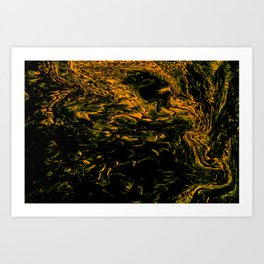Breakable V3 Art Print