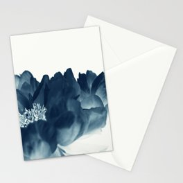 Blue Paeonia #1 Stationery Cards
