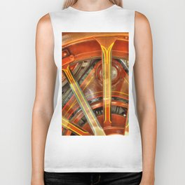 Steam Traction Engine Wheel Biker Tank