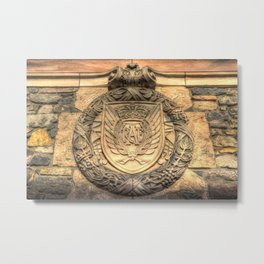 Royal Airforce Insignia Metal Print
