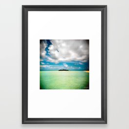 Maldives 01 01 Framed Art Print