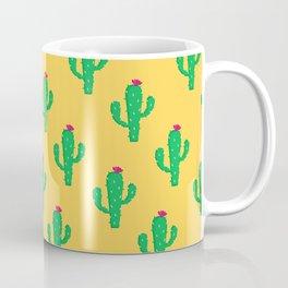 Pattern #13 B: Cactus Coffee Mug