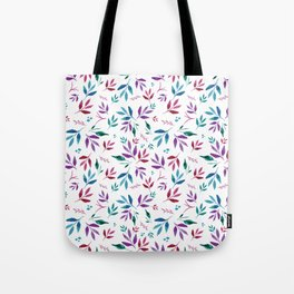 Lovely Leafery Tote Bag