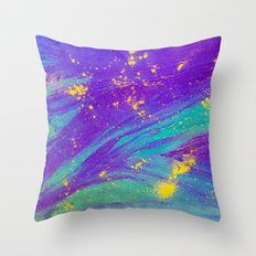 AUREA MARE Throw Pillow