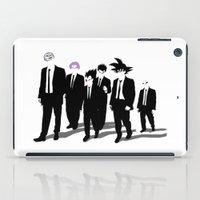 reservoir dogs iPad Cases featuring Reservoir Warriors by ddjvigo