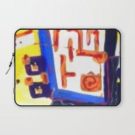 BEACH COMMOTION #06 Laptop Sleeve