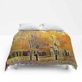 Klimt Trees Comforters