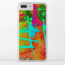 ØÏÎ Clear iPhone Case