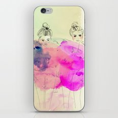 Brr its cold outside iPhone & iPod Skin