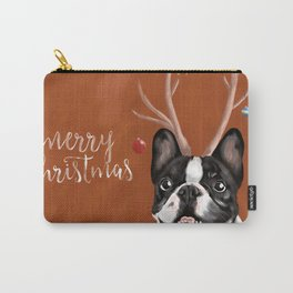 Beatriz : Christmas Carry-All Pouch