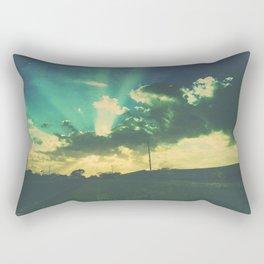 Lantern Sky Rectangular Pillow