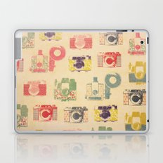 Camera Action Laptop & iPad Skin