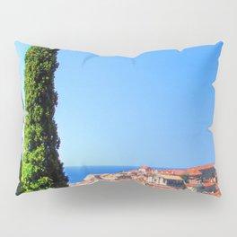 Croatia Treescape Pillow Sham