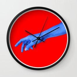 Touching You Wall Clock