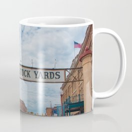 Fort Worth Stockyards 2 Coffee Mug