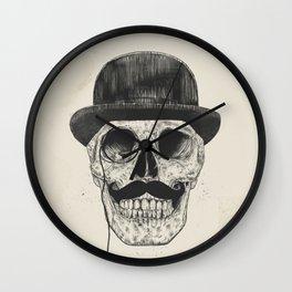 Gentlemen never die Wall Clock
