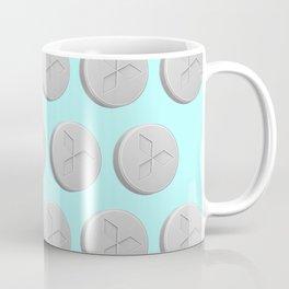 Mitsubishi Pill Coffee Mug