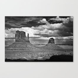 The Mittens Canvas Print