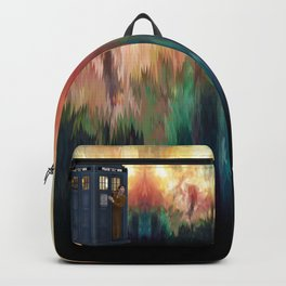 10th Doctor Shockface Backpack
