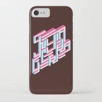 gentleman iPhone & iPod Cases featuring Gentleman by Jacque Prior