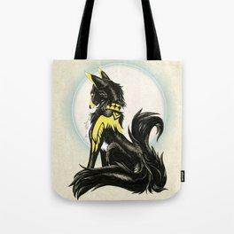 Goldfox Tote Bag