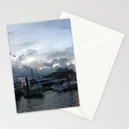 Beaufort NC Water front Stationery Cards