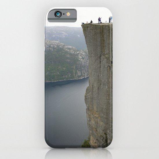 Preikestolen, Norway iPhone & iPod Case