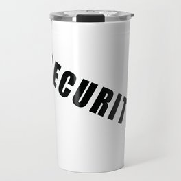 SECURITY TEE SHIRT inverse edition Travel Mug