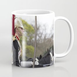 Blues And Royals Cavalry  Coffee Mug