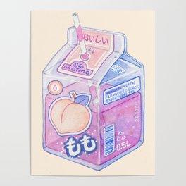 MOMO TEA Poster