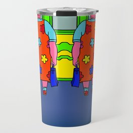 Miss Bridget Travel Mug