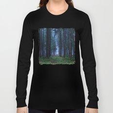 Green Magic Forest Long Sleeve T-shirt