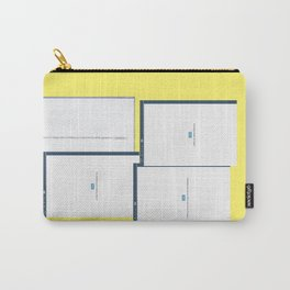 screen yellow Carry-All Pouch