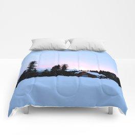 Good morning! Comforters