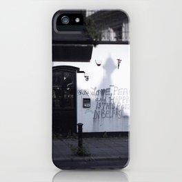 Dream of Peace iPhone Case