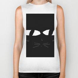 kitty catty Biker Tank