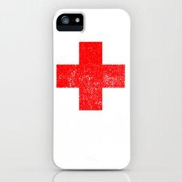 Funny Broken Collarbone Bone Fractured Clavicle iPhone Case