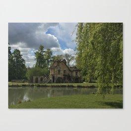 Where Fairy Tales Live Canvas Print